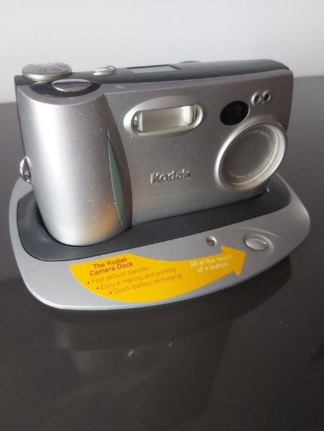 Kodak DX 3900 wraz z stacją dokującą uszkodzony