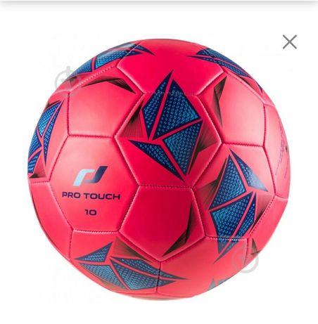 Мяч футбольный красный