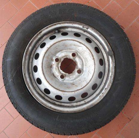 Roda Jante13 pneu 155/70R13