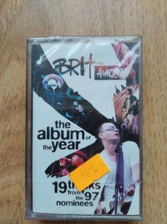 Kaseta audio brit awards 97