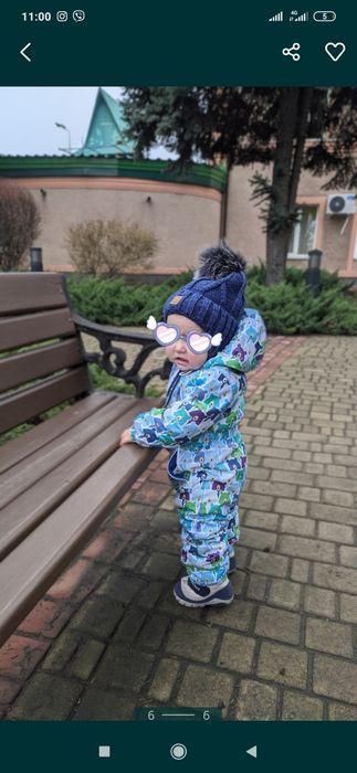 Детский комбинезон, зимний Красноармейск - изображение 1