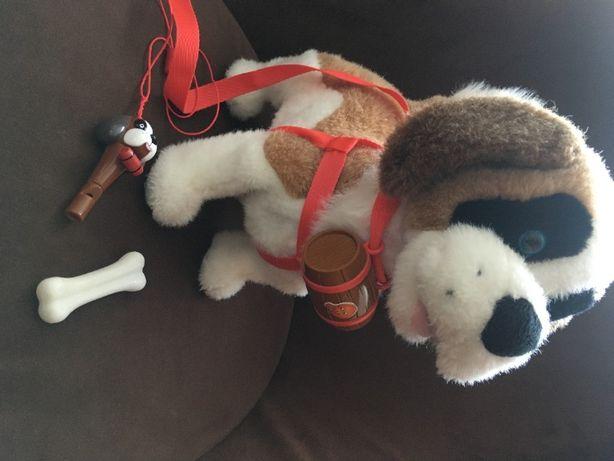 Piesek interaktywny Sambi