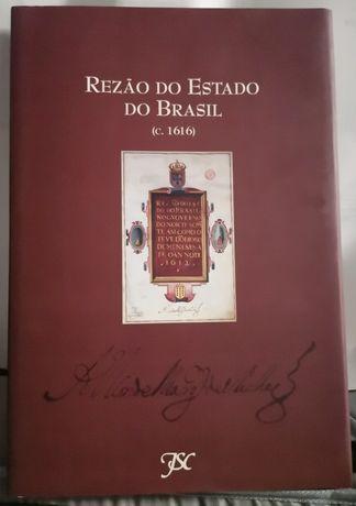 Rezão do estado do Brasil - livro novo