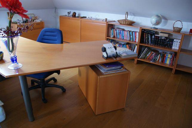 meble biurowe szwedzkiej firmy Koppla
