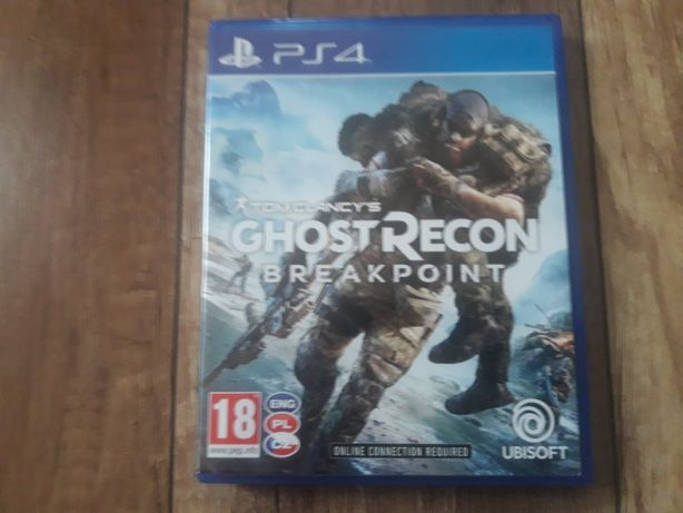 PS 4 Ghost Recon Breakpoint PL
