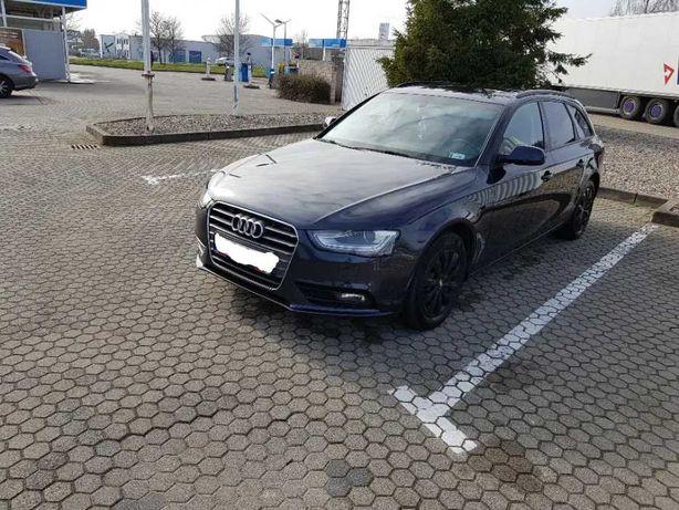 Audi A4 B8 2013r 2.0 TDI 143 KM