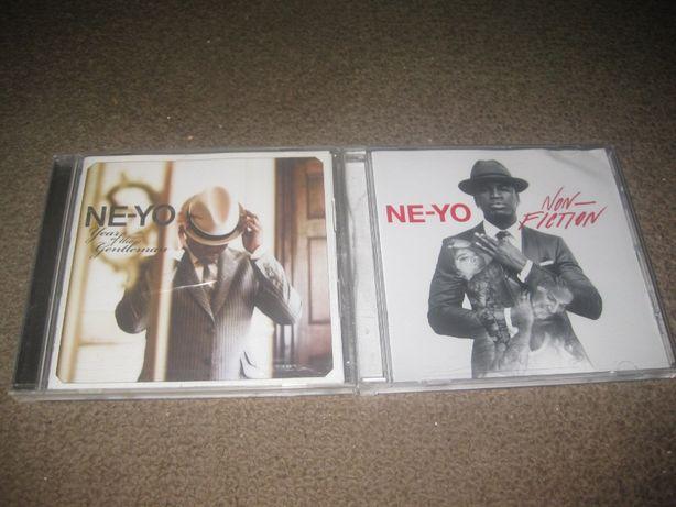 """2 CDs do """"Ne-Yo"""" Portes Grátis!"""