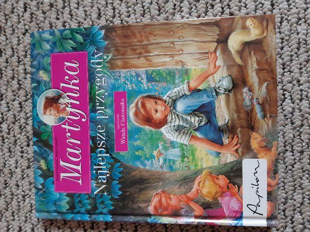 książka Martynka najlepsze przygody - Wanda Chotomska