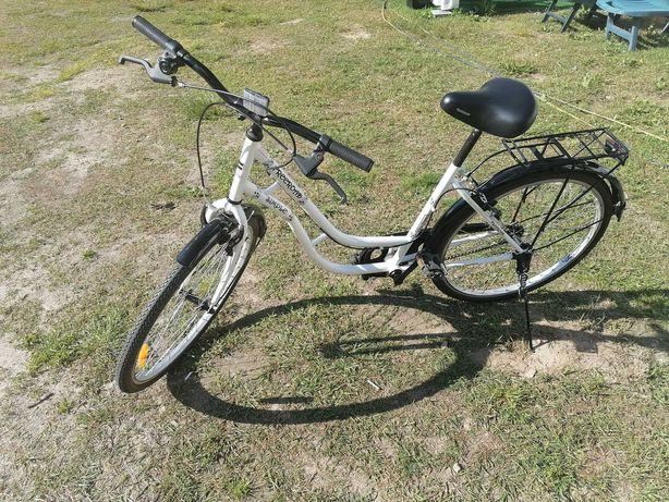 Rower miejski-damski