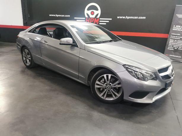Mercedes E250 Coupé Automático Nacional