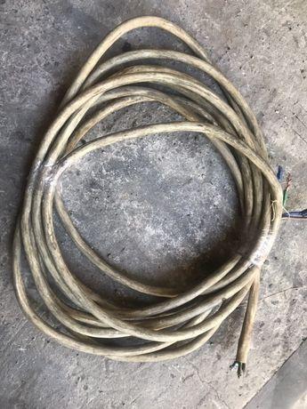 Кабель трифазний. Трьохфазний кабель