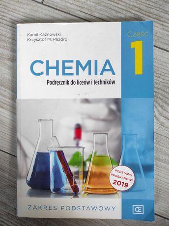 PODRĘCZNIK 1 LICEUM chemia podstawa