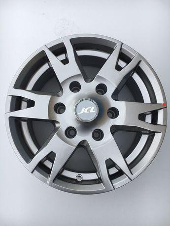 нові диски R15 JCL HD 6*139.7, ET20, dia67.1 легкосплавні