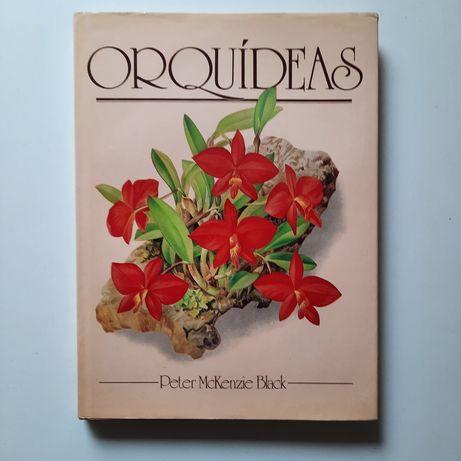 Livro tecnico sobre Orquídeas