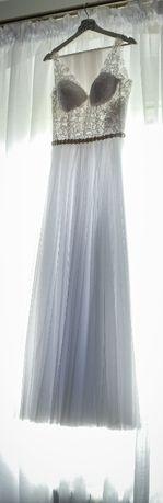 Suknia ślubna! Gratis biały welon
