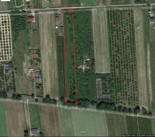 działka Ciechocinek / Raciążek 4 400 m2