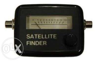 Localizador sinal satélite satfinder