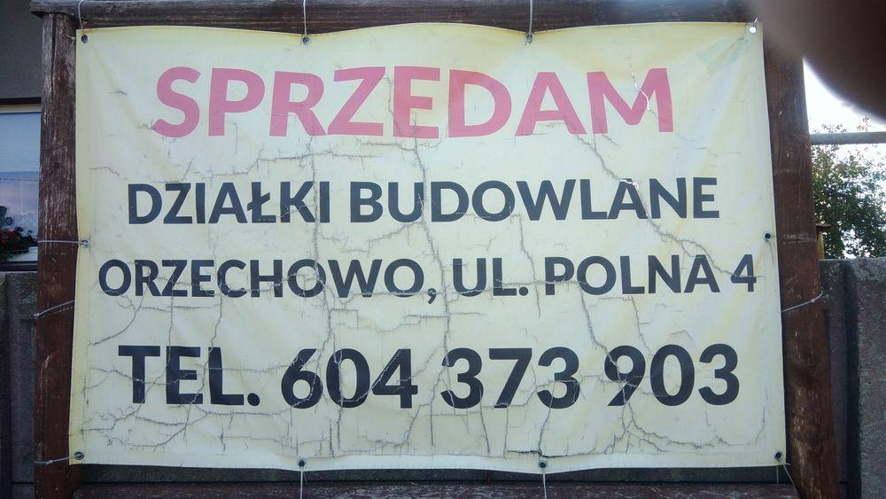 Sprzedam Orzechowo - image 1