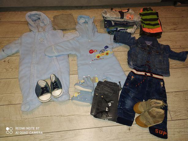 Ubrania dla chłopca 0-3