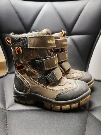 Zimowe buty rozm. 25