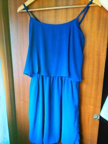 Vestido azul royal SALDOS