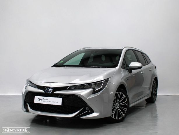 Toyota Corolla Touring Sports 1.8 Hybrid Comfort+P.Sport