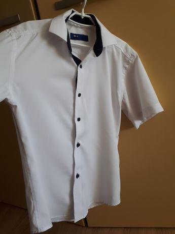 Рубашка школьная для мальчика 9-11 лет и ПОДАРОК