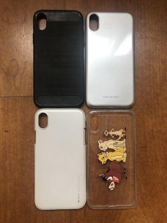 4 Capas iPhone XR