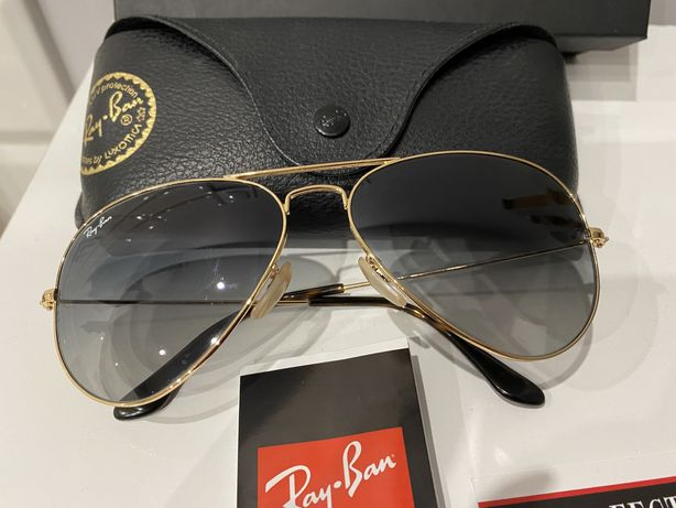 Okulary Ray Ban oryginał jak nowe