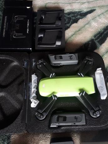 Dron DJI Spark wymienne baterie, skrzydla
