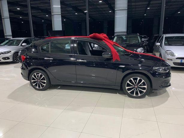 FIAT TIPO Preto Diesel 2017