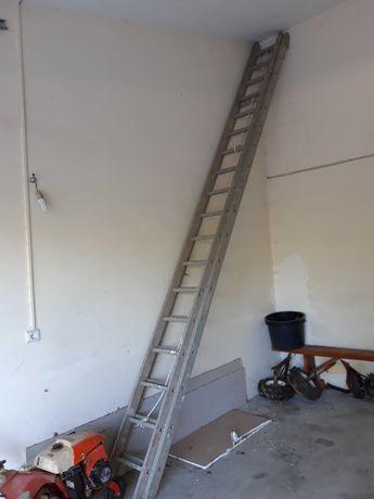 Escada Alumínio Robusta
