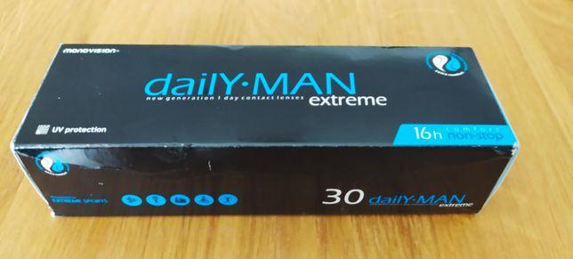 Daily MAN soczewki