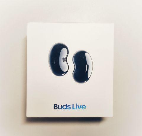 Nowe słuchawki bezprzewodowe Samsung Buds Live
