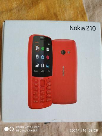 Продам телефон nokia 210