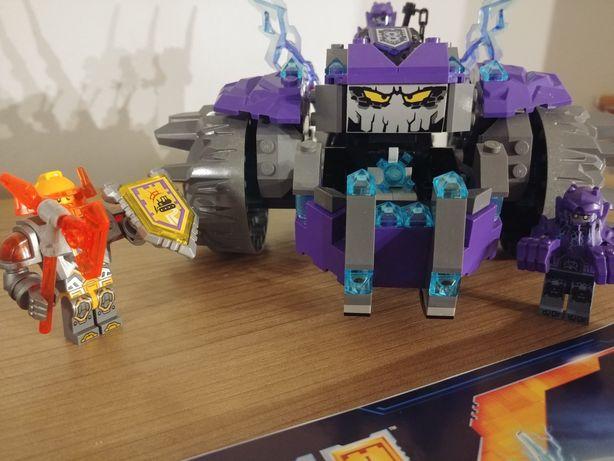 Lego Nexo Knight 70350 Pojazd trzech braci