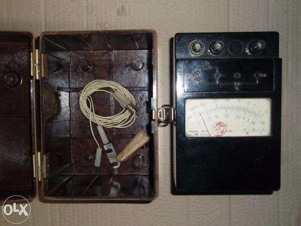 Мегаомметры М4100/4 1000В и Ф 4102/1