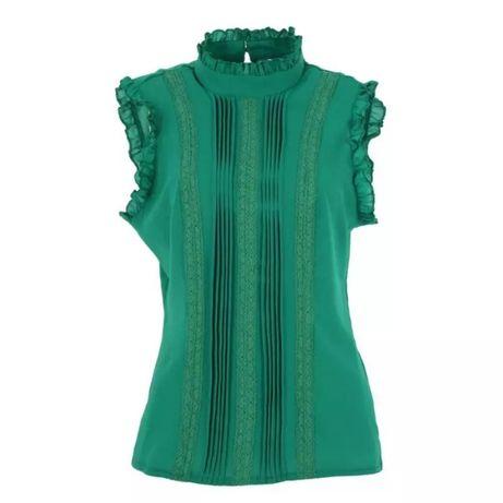 Bluzka zielona M/L