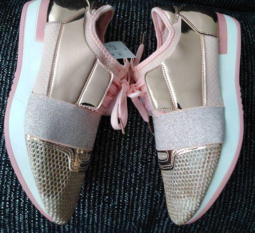 Nowe buty sportowe, sneakersy rozm 40