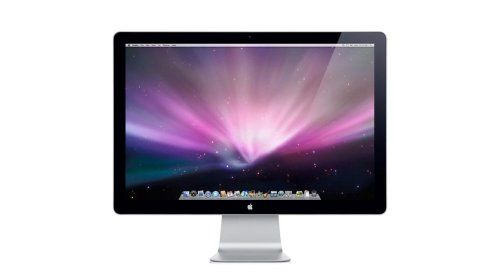 Apple LED Cinema Display 24 (troco por monitor 4K)