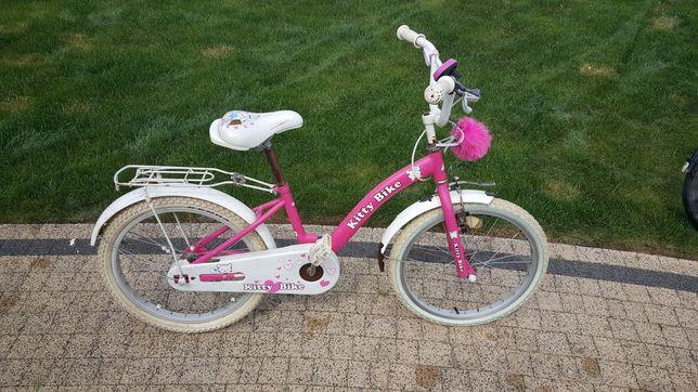 Rower dla dziewczynki koła  20 cali