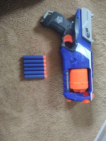 Nerf pistolet jak nowy