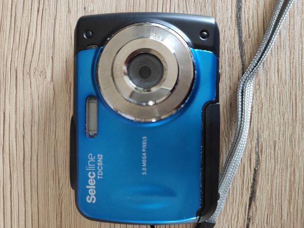 Cyfrowy aparat wodoodporny Selecline TDC5N2