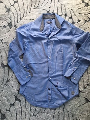 Koszula Tommy Hilfiger 40 Fitted Tailored - Jodel