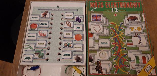 Mózg elektronowy - gra