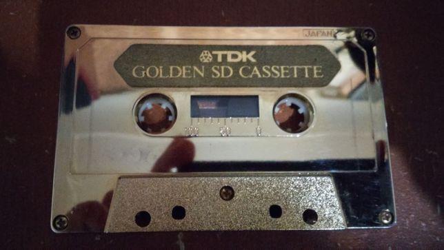 аудиокассеты TDK GOLDEN SD
