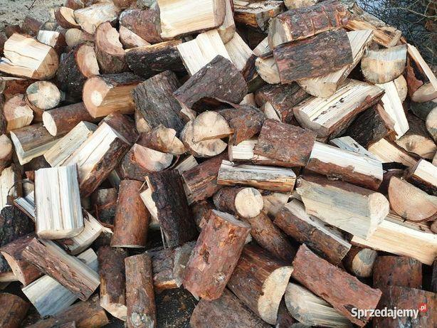 Drewno sosnowe opałowe   !! Nie Sezonowane !!