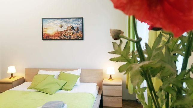 Apartament na doby - 600 metrów od Wawelu