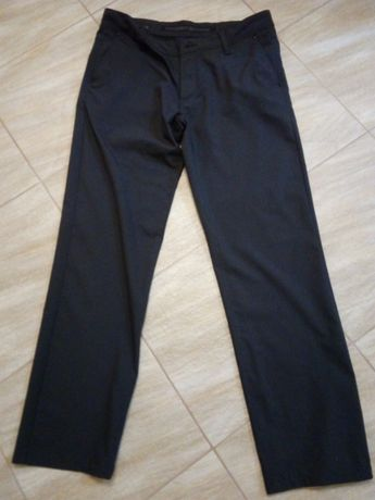 Spodnie PRODIGY W33 L36 garnitur okazjonalne wyjściowe biurowe