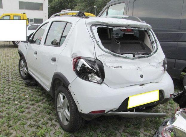 Авторазборка Dacia Sandero II Stepway Сандеро Степвей 2 шрот разборка